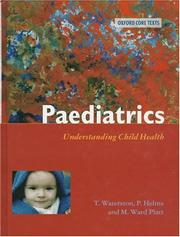 Cover of: Paediatrics |