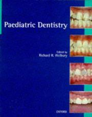 Cover of: Paediatric dentistry |
