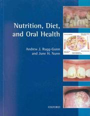 Cover of: Nutrition, diet, and oral health