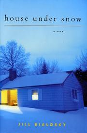 Cover of: House under snow