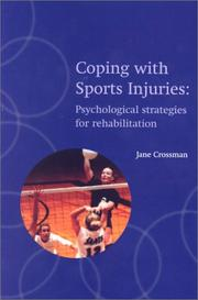 Cover of: Coping with Sports Injuries | Jane Crossman