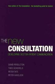 Cover of: The new consultation |