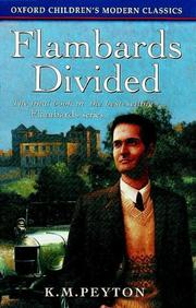 Cover of: Flambards Divided