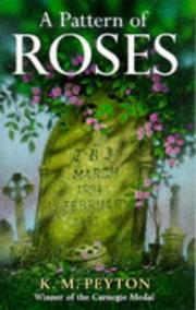 Cover of: A Pattern of Roses