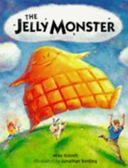 Cover of: The Jellymonster