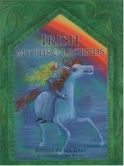 Cover of: Irish myths & legends
