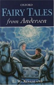 Cover of: Fairy tales from Hans Andersen