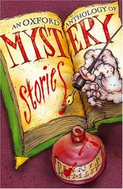 Cover of: An Oxford Anthology of Mystery Stories