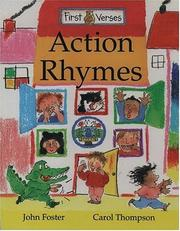 Cover of: Action rhymes |