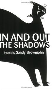 Cover of: In and out the shadows