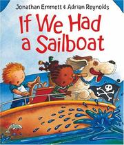 Cover of: If We Had a Sailboat