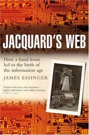 Cover of: Jacquard's Web by James Essinger