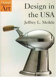 Cover of: Design in the USA (Oxford History of Art)