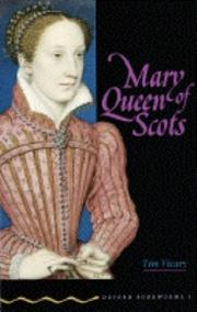 Cover of: Mary Queen of Scots | Tim Vicary