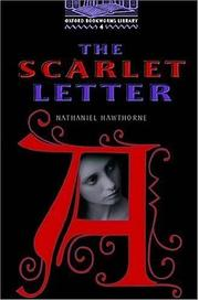 Cover of: Oxford Bookworms Library Scarlet Letter Cassettes (2): Oxford Bookworms Scarlet Letter Cassettes (2): Oxford Bookworms Scarlet Letter Cassettes