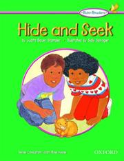 Cover of: Hide and seek | Judith Bauer Stamper