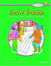 Cover of: Snow tracks | Judith Bauer Stamper