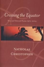 Cover of: Crossing the Equator