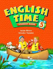 Cover of: English time. | Susan Rivers