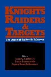 Cover of: Knights, Raiders, and Targets |