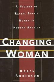 Cover of: Changing woman