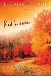 Cover of: Red leaves
