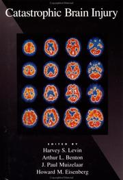 Cover of: Catastrophic brain injury |