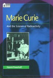 Cover of: Marie Curie and the science of radioactivity