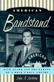 Cover of: American Bandstand | John A. Jackson