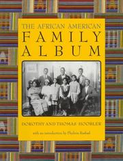 Cover of: The African American family album | Dorothy Hoobler
