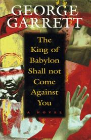 Cover of: The King of Babylon shall not come against you