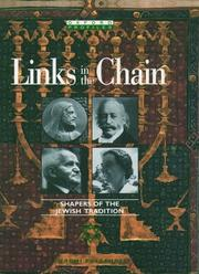 Cover of: Links in the chain