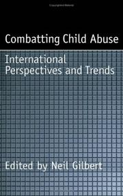 Cover of: Combatting child abuse by