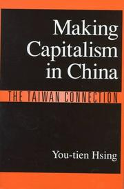 Cover of: Making capitalism in China