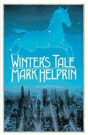 Cover of: Winter's tale