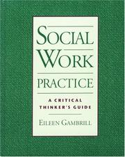 Cover of: Social work practice