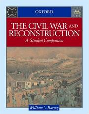 The Civil War and reconstruction : A student companion