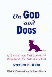 Cover of: On God and Dogs