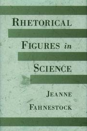 Cover of: Rhetorical figures in science