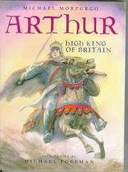 Cover of: Arthur, High King of Britain