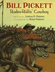 Cover of: Bill Pickett, rodeo-ridin' cowboy