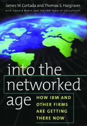 Cover of: Into the networked age |
