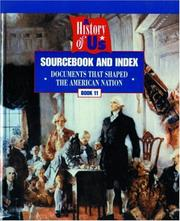 A history of Us sourcebook and index