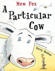Cover of: A particular cow