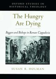 Cover of: The Hungry Are Dying