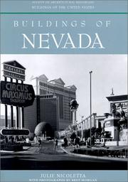Cover of: Buildings of Nevada (Buildings of the United States)