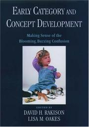 Cover of: Early category and concept development by