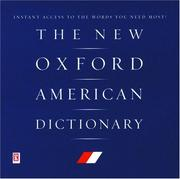 Cover of: The New Oxford American Dictionary on CD-ROM | Frank Abate