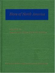 Cover of: Flora of North America, Vol. 26 | Flora of North America Editorial Committee