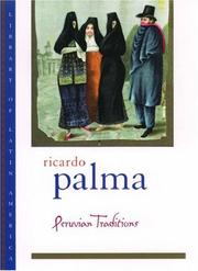 Cover of: Peruvian Traditions